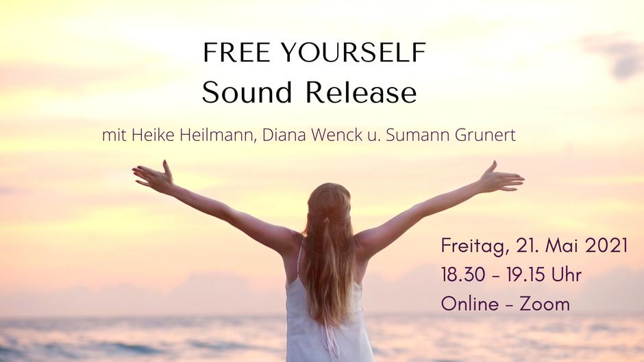 Online Veranstaltung Free Yourself