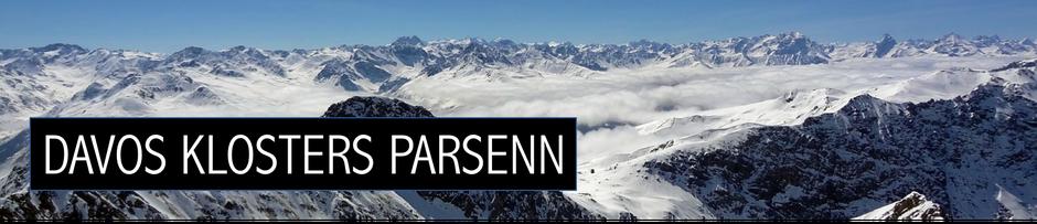 Davos Klosters Skiwetter, Schneefall, Pistenkilometer
