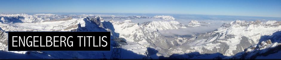 Engelberg Titlis Bergwetter, Skiwetter, Schneefall