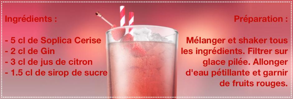 Cocktail Cherry Punch SOPLICA - Sandomir