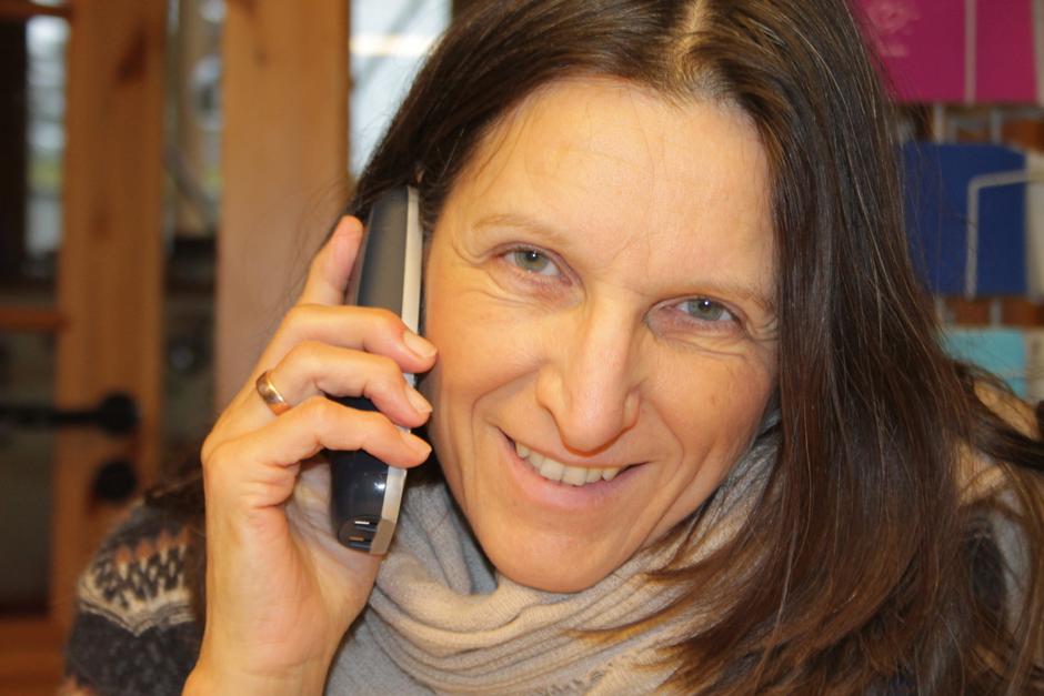Angela Köstel-Hegeler behandelt Kinder, Jugendliche und Erwachsene in Bornhöved
