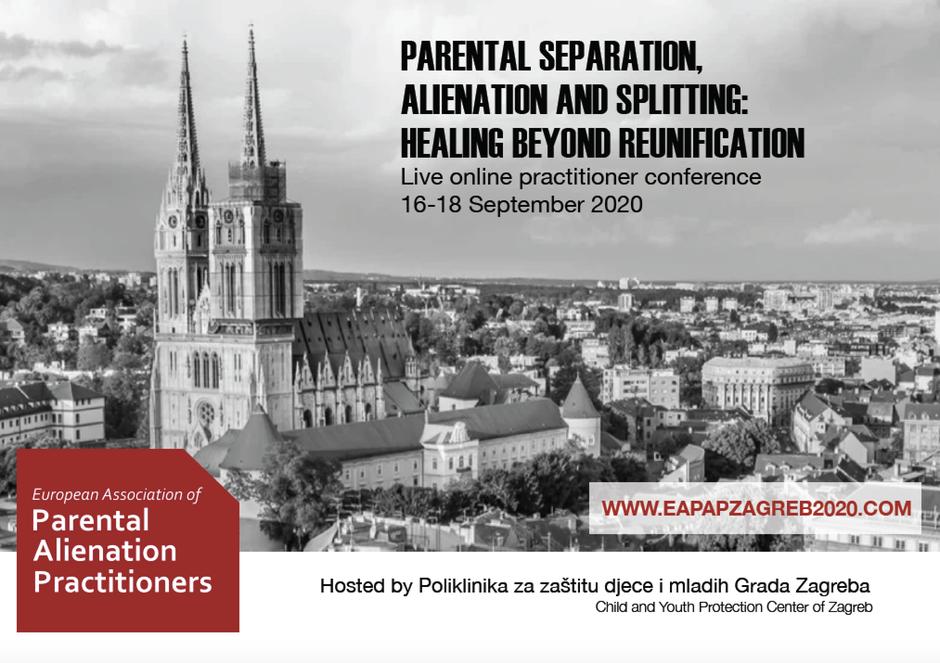 European parental alienation conference Zagreb 2020