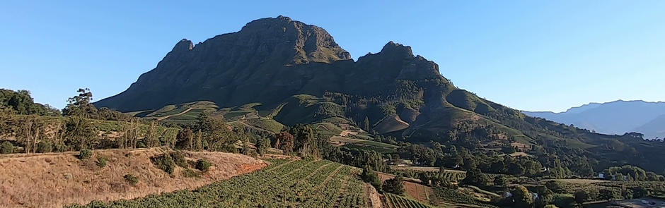 Stellenbosch Wine Region by Equatours