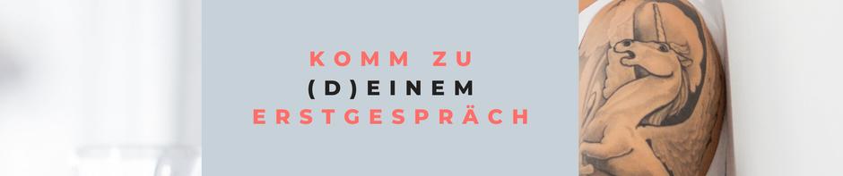 Komm zu einem kostenfreien Erstgespräch - Eva Hochstrasser