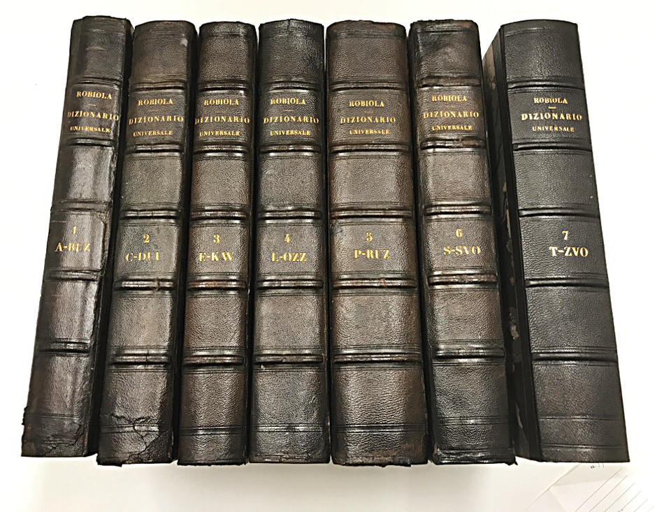 restauration collection books conti borbone