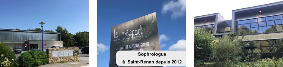 Nadine MASSON-SIMON Sophrologue Saint-Renan Brest Finistère