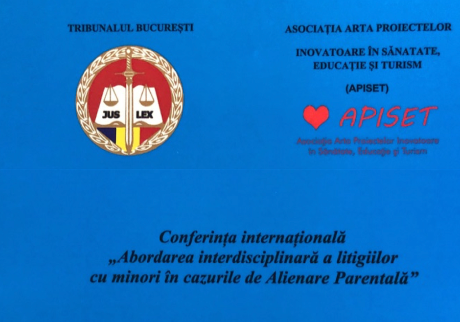 Parental alienation conference Bucharest Romania