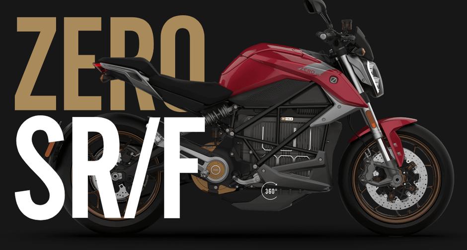 ZERO SR/F red Modell 2020