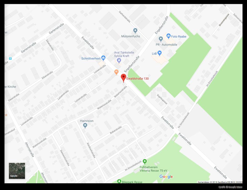 Zur Karte und zum Routenplaner mit klick in die Grafik