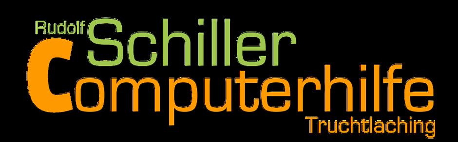 Bild und Logo: Rudolf Schiller Computerhilfe Truchtaching