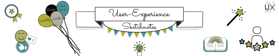 Sketchnotes in der User-Experience