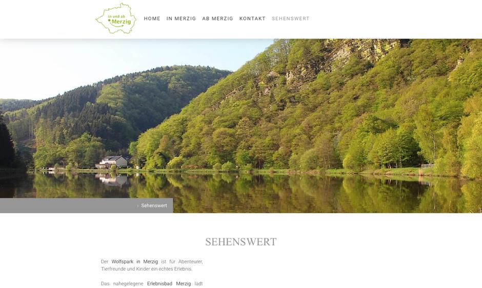 Gestaltungsbeispiel: www.in-und-ab-merzig.de