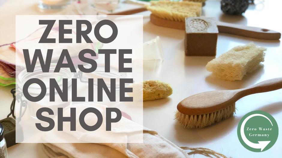Zero Waste Germany Onlineshop - Zero Waste Shop - nachhaltiger Onlineshop