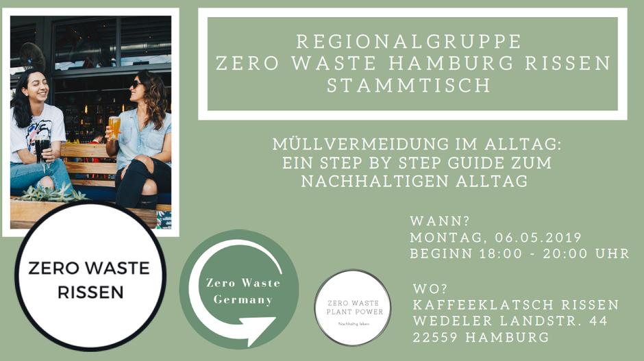Zero Waste Hamburg Rissen Regionalgruppe Stammtisch Treffen