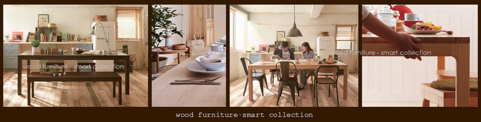 無垢テーブル/ベンチ/椅子1