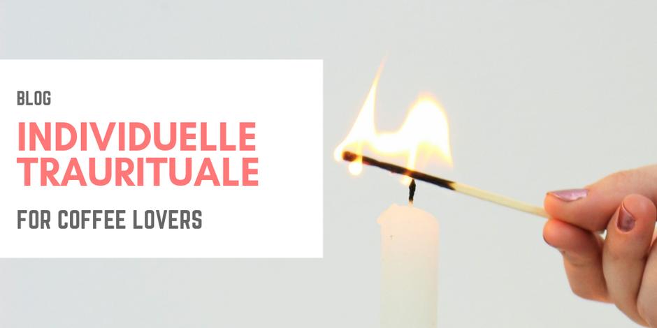 Traurituale für die Freie Trauung, Traurituale mit Kaffee und Kaffeebohnen, Hochzeitskerze anzünden als Trauritual