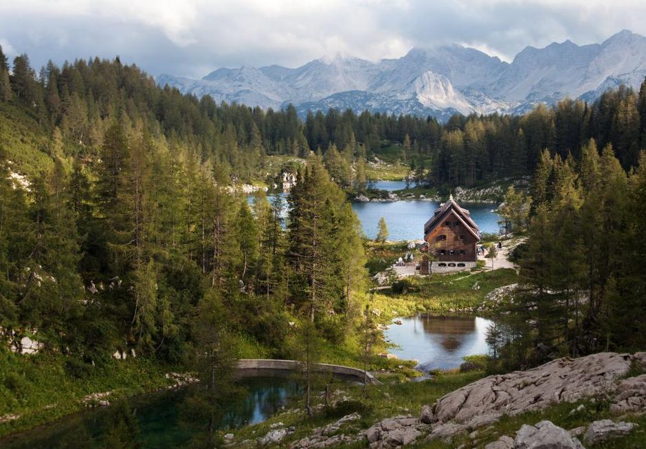 7-Seen-Wanderung, Triglav, Julische-Alpen