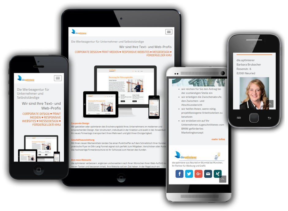 Responsive HTML Newsletterdesign