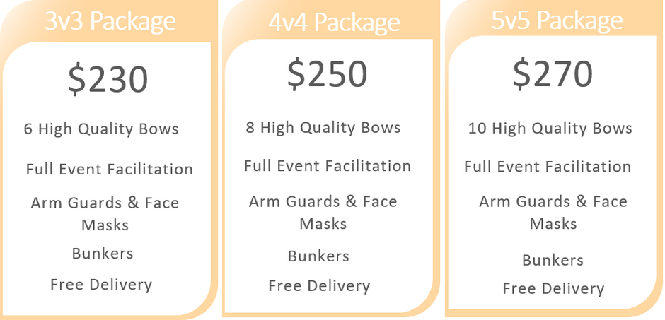 Battle Archery Prices