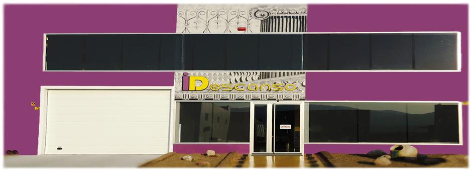 oficinas tienda y fabrica de Idescanso en poligono industrial de Totana (Murcia)