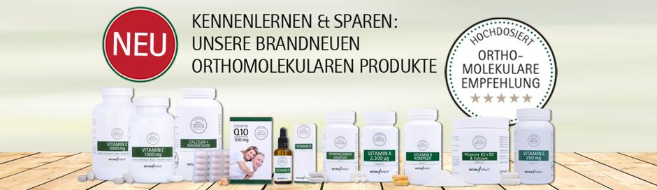 Natura Vitalis Orthomolekulare Produkte stoffwechselkur HCG Diät plus Versandkosten better Life