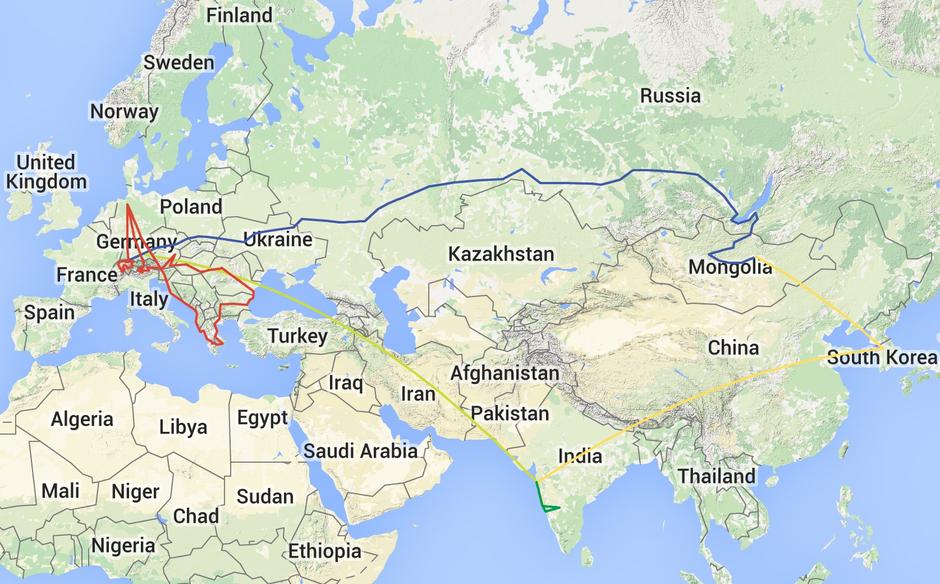 FamilienReiseAbenteuer, Balkan, Russland, Mongolei, Indien, Asien, Eurasien, China, Landkarten, Pamir highway, Karakoram, Grenze, Grenzübergang, Seidenstrasse, Goa, Anjuna, Vagator, Curlies, Ulan Baatar, Ulan Bator, Baikalsee