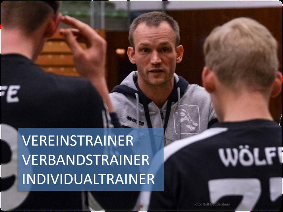 David Breuer Vereinstrainer Verbdanstrainer Individualtrainer