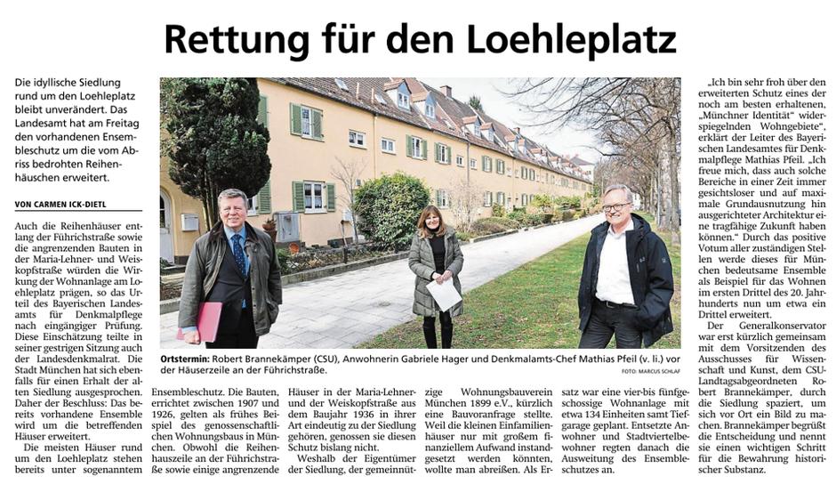 Quelle: Münchner Merkur, 27/28..03.2021
