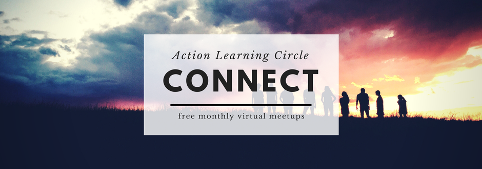 Join us online every month to get insight and inspiration on your current challenges and blocks. Experience the power of collective intelligence!