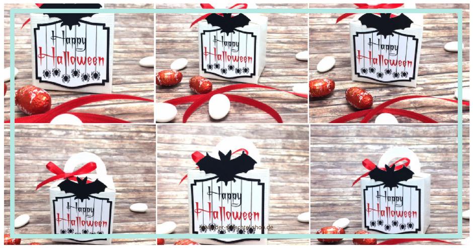 Halloween-Geschenkschachtel-Label - jetzt als Freebie auf meinem Blog!