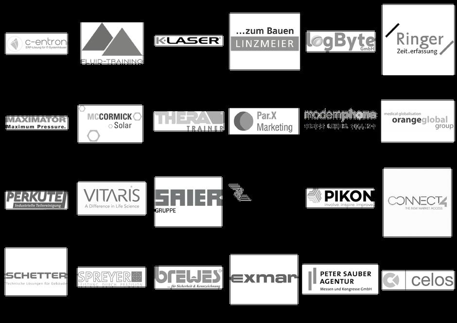 Top Referenzen vom Verkaufstrainer Thomas Pelzl im Bereich Verkaufstraining, Telefontraining, Messetraining, Verkäufercoaching, Sales coach