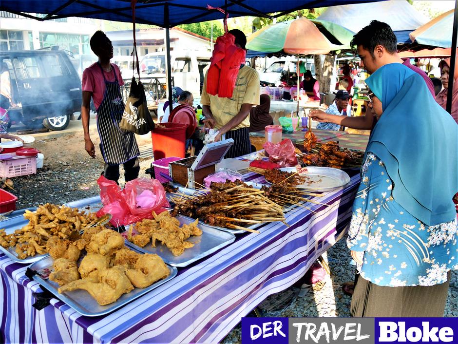 Langkawi Nachtmarkt Fotos: Preisgünstig und authentisch essen