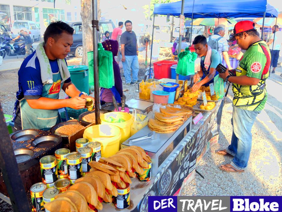Nachtmarkt Langkawi Bilder: Täglich bei Sonnenuntergang