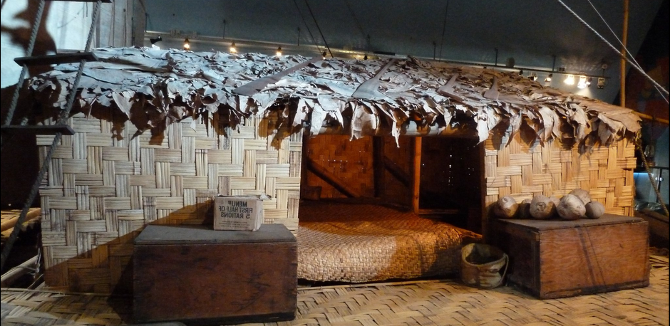 Oslo Reiseblog über das Kontiki Museum