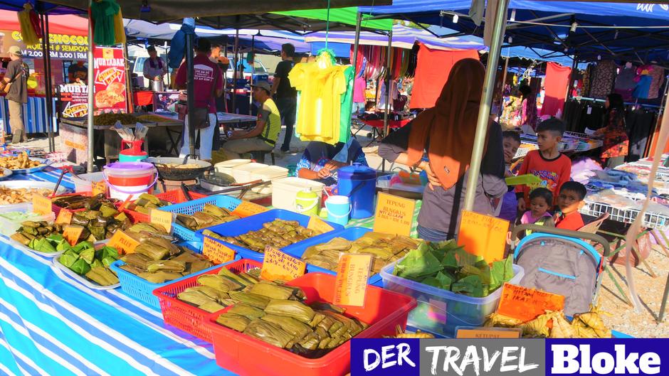 Langkawi Nachtmarkt Fotos: Ein perfekter Abendausflug