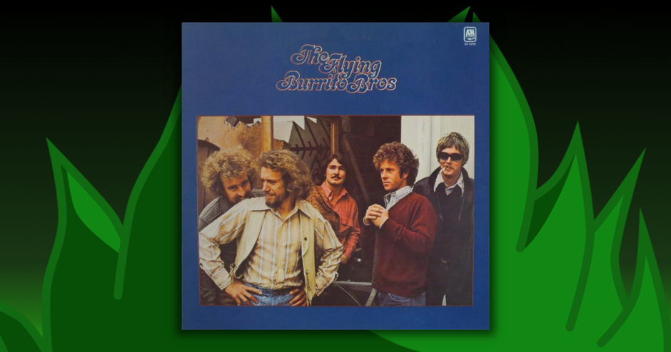 The Flying Burrito Brothers - The Flying Burrito Brothers