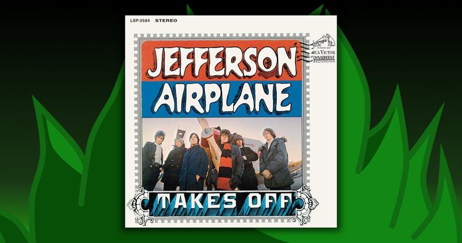Jefferson Airplane - JA Takes Off