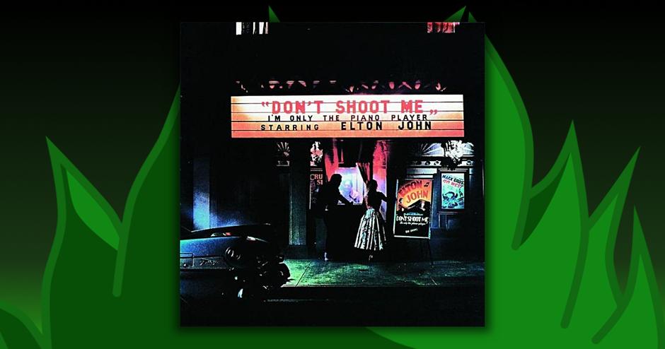 Elton John - Don't Shoot Me