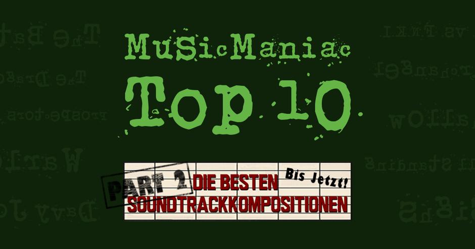 Top 10 - Soundtrackkompositionen