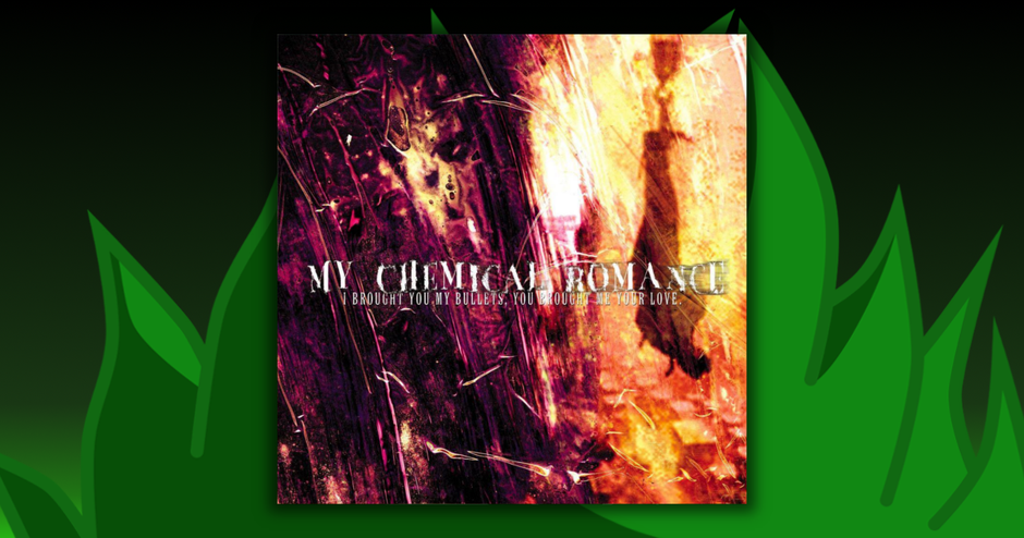 My Chemical Romance - I Brought You My Bullets