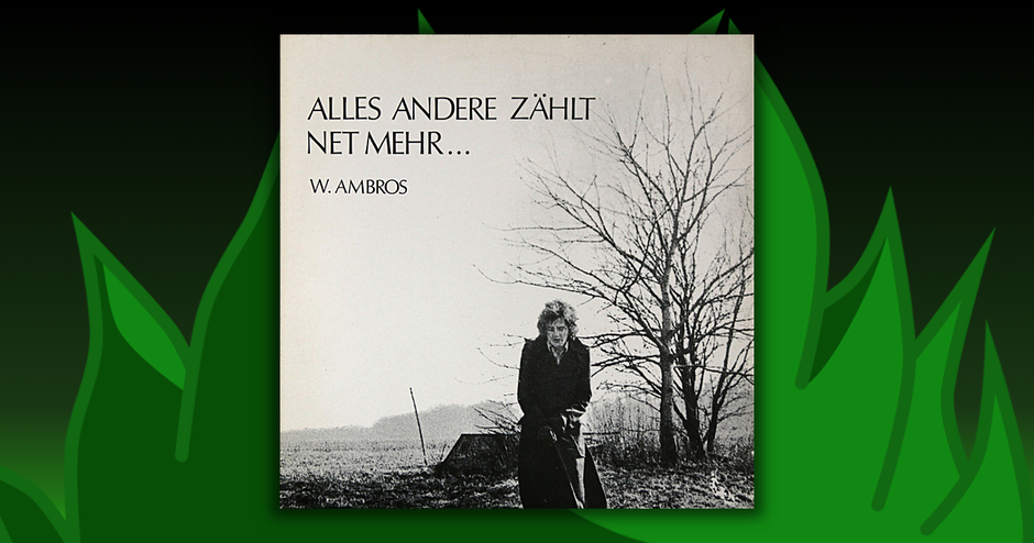 Wolfgang Ambros - Alles Andere Zählt Net Mehr