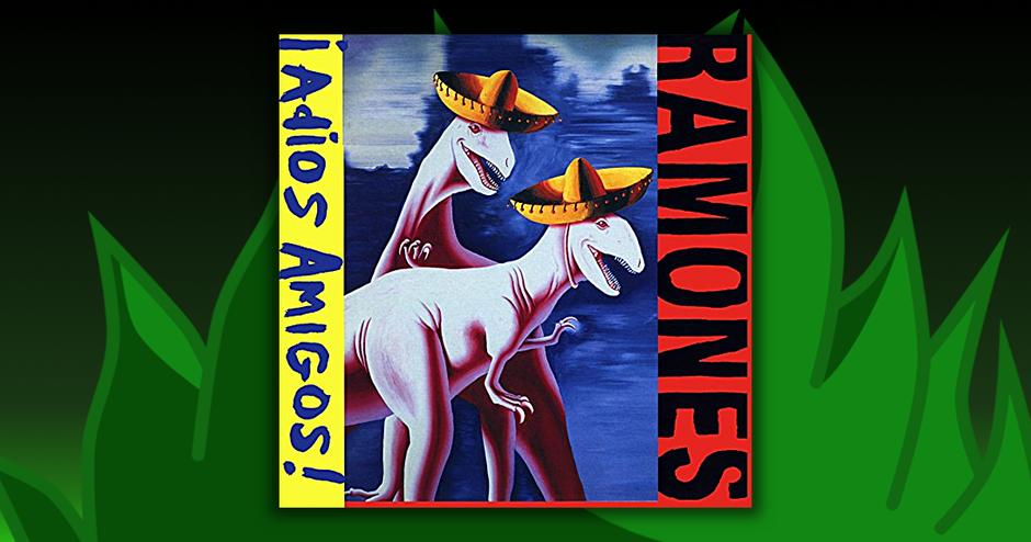 Ramones - Adios Amigos