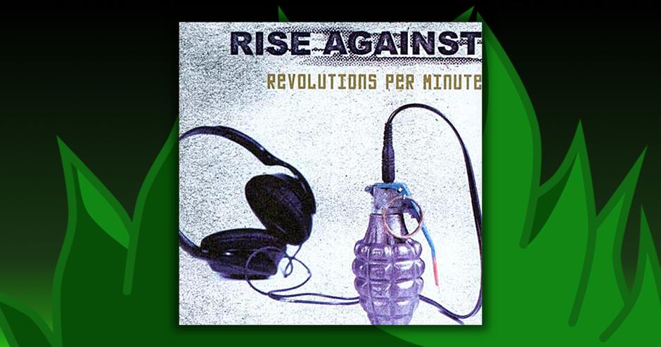 Rise Against - Revolutions Per Minute