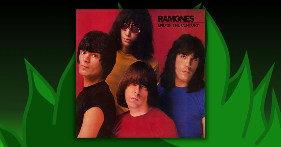 Ramones - End Of The Century