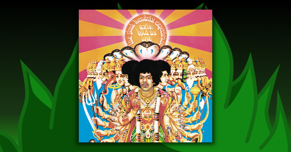 The Jimi Hendrix Experience - Axis