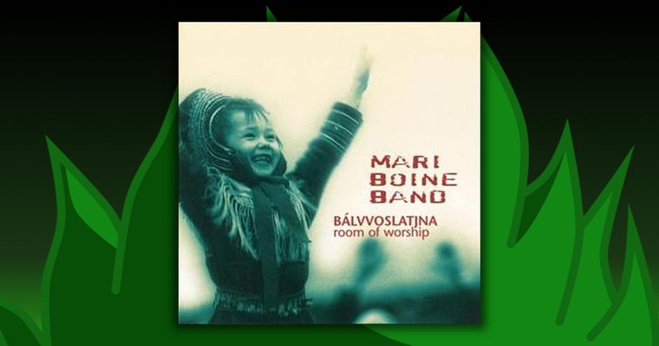 Mari Boine - Balvvoslatjna
