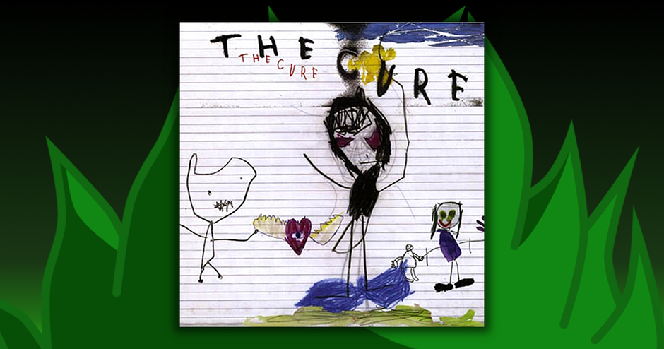 The Cure - The Cure