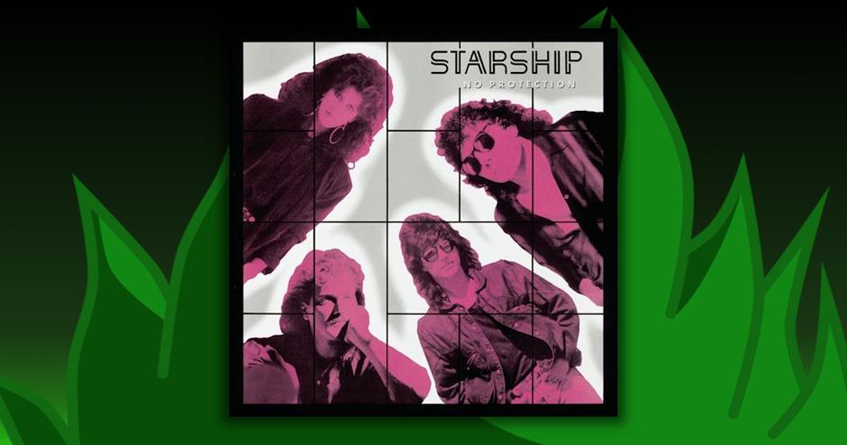 Starship - No Protection