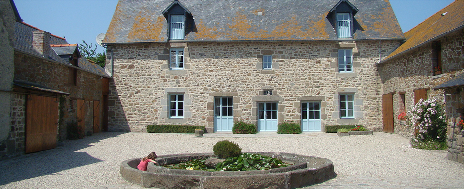 "Manoir de la Ville Marie "" bed and breakfast"""