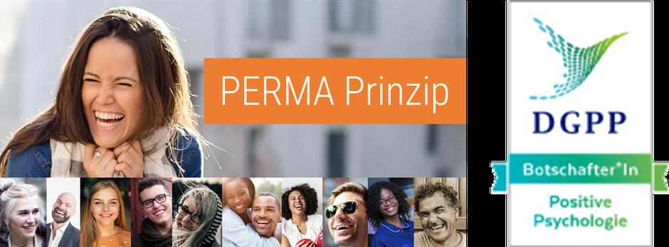 Anwendung des PERMA Prinzip aus der Positiven Psychologie